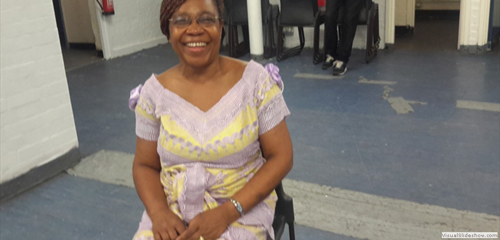 Mrs Chioma Ndubueze ( Sec for Education & culture)